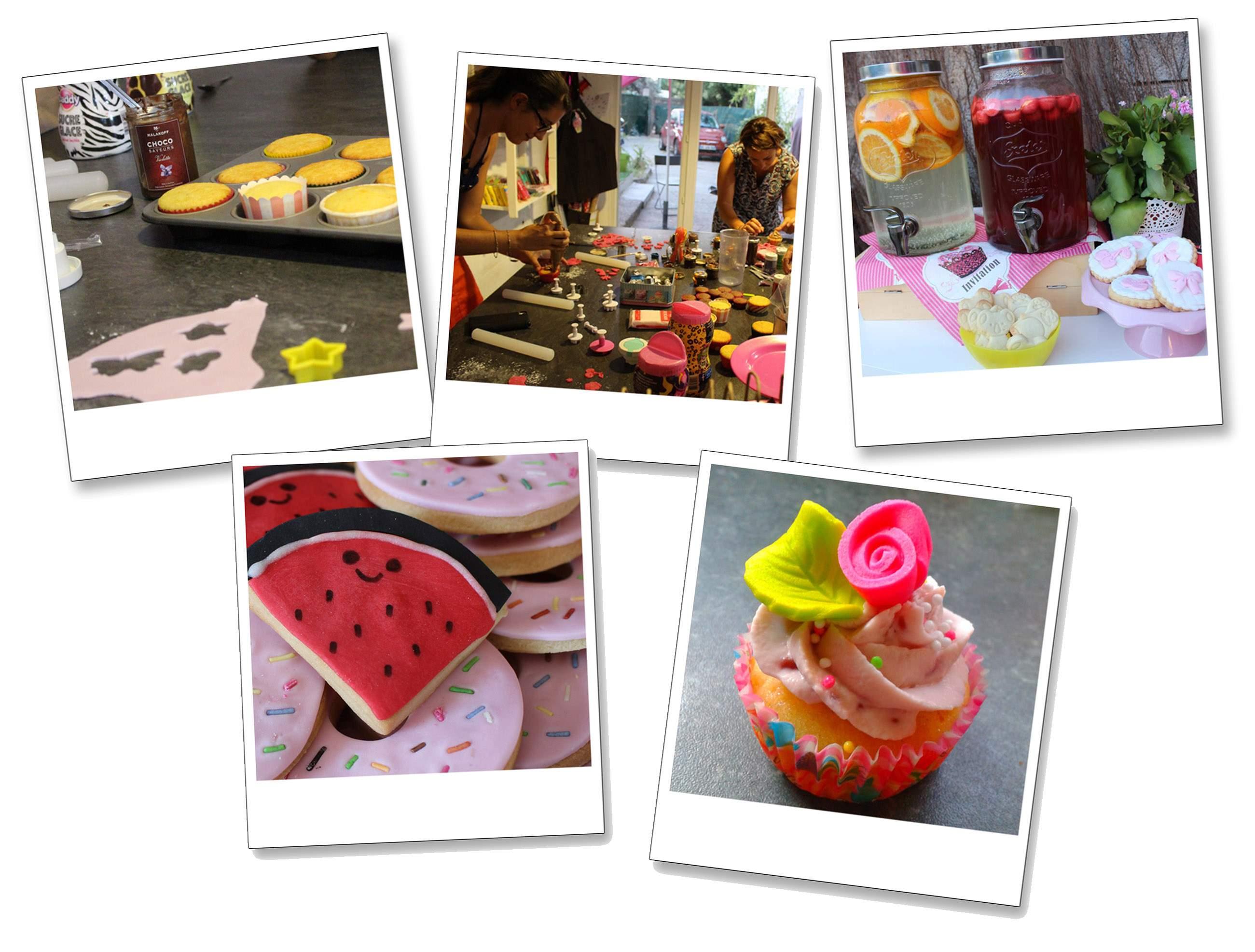 atelier pâtisserie enterrement de vie de jeune fille animation evjf