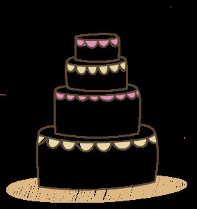 gâteau d'anniversaire Montpellier, gâteau d'anniversaire Perpignan, wedding cake, pâte à sucre