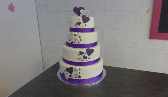 Gâteaux de mariage - wedding cake