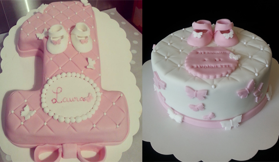 Gateau 1 an et Babyshower