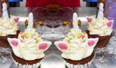 atelier cupcakes licorne