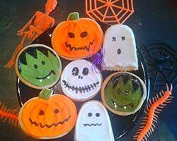Atelier les Sablés d'Halloween